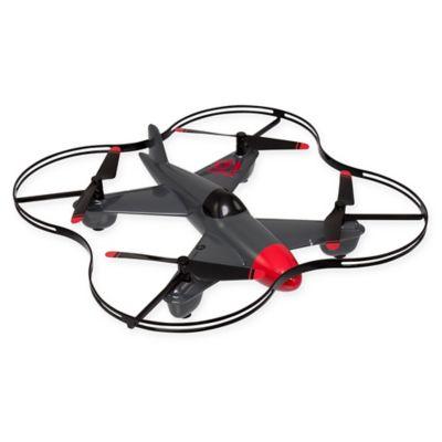 FAO Schwarz British Bomber Camera Drone