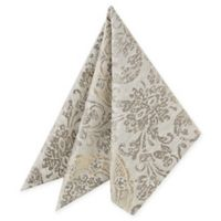 Waterford® Concord Napkin in Gold/Vanilla