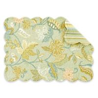 Henley Spa Reversible Quilted Cotton Placemats (Set of 6)