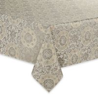 Waterford Concord 70-Inch x 84-Inch Oblong Tablecloth in Gold