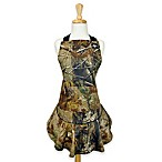 Design Imports Realtree® Flounce Camo Apron in Green/Multi