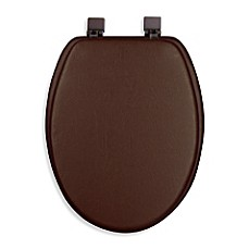 cushioned toilet seat covers. Ginsey Cushioned Elongated Toilet Seat  Bed Bath Beyond