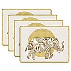 Pimpernel Elephant Placemats (Set of 4)