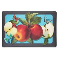 Golden Delicious 30-Inch x 18-Inch Anti-Fatigue Kitchen Floor Mat