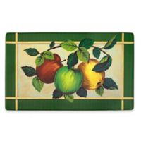 Apple Orchard 30-Inch x 18-Inch Anti-Fatigue Kitchen Floor Mat