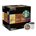 Keurig® K-Cup® Pack 36-Count Starbucks® Variety Pack