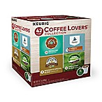 Keurig® K-Cup® Pack 42-Count Coffee Lovers' Variety Pack