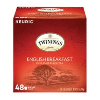 Keurig® K-Cup® Pack 48-Count Twinings of London® English Breakfast Tea Value Pack