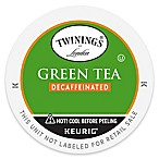 Keurig® K-Cup® Pack 18-Count Twinings of London® Decaf Green Tea