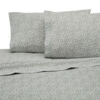 Martex 225-Thread Count Full Sheet Set in Sage