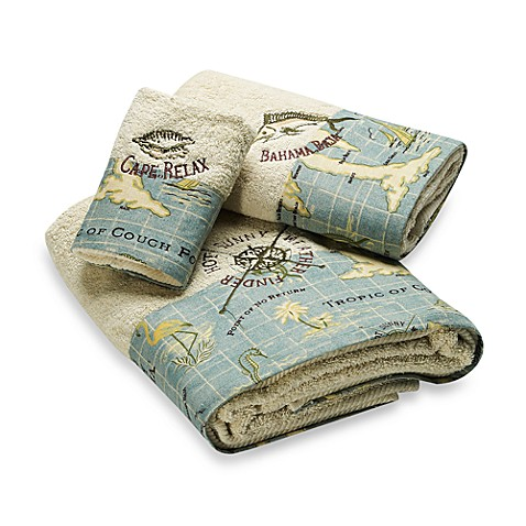 Tommy Bahama Island Song Bath Towels 100 Cotton Bed