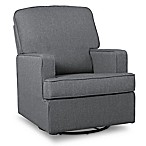 Delta® Children Henry Glider Swivel Rocker in Charcoal