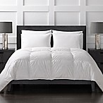 Sharper Image® 370-Thread-Count Extra-Warmth Down Alternative Full/Queen Comforter in White