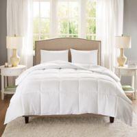 Sleep Philosophy Copper-Infused Full/Queen Comforter in White