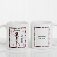 Birthday Girl 11 oz. Coffee Mug in White