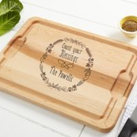 Count Your Blessings 12-Inch x 17-Inch Maple Cutting Board