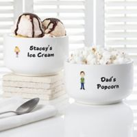 Family Character 14 oz. Snack Bowl