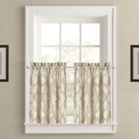 Horizons 45-Inch Window Curtains Panels in Ivory (Set of 2)