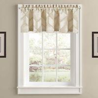 J. Queen New York Horizons Window Valance in Ivory
