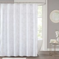 Cosma Shower Curtain in White