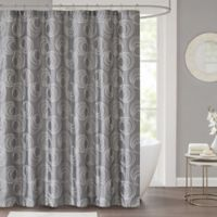 Cosma Shower Curtain in Platinum