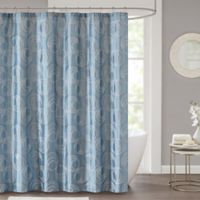 Cosma Shower Curtain In Blue