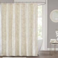 Cosma Shower Curtain in Ivory