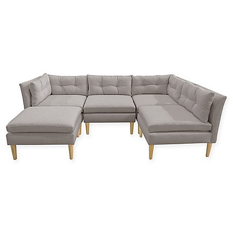 image of Skyline Furniture Mfg. Mila Sectional Sofa