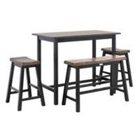 Safavieh Ronin 4-Piece Pub Table Set