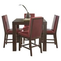 Steve Silver Co. Stella 5-Piece Counter Height Dining Set in Espresso