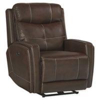 Standard Furniture Granger Power Recliner/Glider in Brown