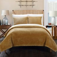 Chic Home Budapest Full/Queen Blanket Set in Camel