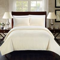 Chic Home Budapest Twin Blanket Set in Beige