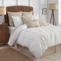 Southern Tide® Seabrook Full Comforter Set in Tan