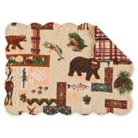 Dakota Quilted Cotton Placemats (Set of 6)