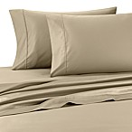 Palais Royale™ 630 TC Long StapleCotton Standard Pillowcases in Canvas (Set of 2)