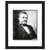 Photo File Ulysses S. Grant 18-Inch x 22-Inch Framed Photograph
