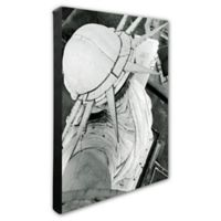 Statue of Liberty Torch 16-Inch x 20-Inch Photo Canvas Wall Art