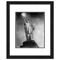 Statue of Liberty 22-Inch x 26-Inch Framed Wall Art