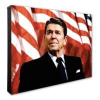 Ronald Reagan 20-Inch x 16-Inch Photo Canvas Wall Art