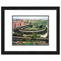 Polo Grounds 20-Inch x 24-Inch Framed Wall Art