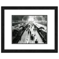 Paddington Station, London England 22-Inch x 26-Inch Canvas Wall Art