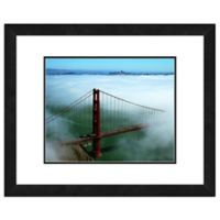 Golden Gate Bridge 2 18-Inch x 22-Inch Framed Wall Art