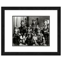 Photo File Kamikaze Pilots 22-Inch x 26-Inch Framed Photo Wall Art