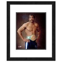 Ken Norton 18-Inch x 22-Inch Framed Photo Wall Art