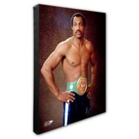 Ken Norton 20-Inch x 24-Inch Photo Canvas Wall Art