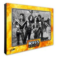 Photo File Kiss II 20-Inch x 24-Inch Photo Canvas Wall Art