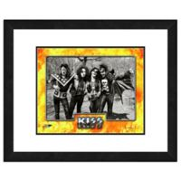 Photo File Kiss II 22-Inch x 26-Inch Framed Photo Wall Art