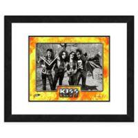 Photo File Kiss II 18-Inch x 22-Inch Framed Photo Wall Art