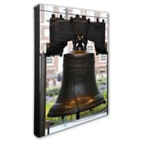 Photo File Liberty Bell Philadelphia 16-Inch x 20-Inch Photo Canvas Wall Art